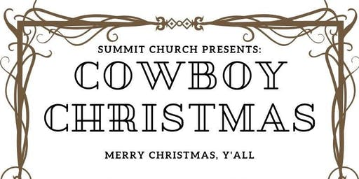 The Summit Church | Cowboy Christmas