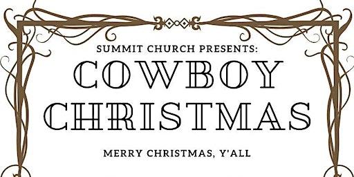 The Summit Church | Cowboy Christmas