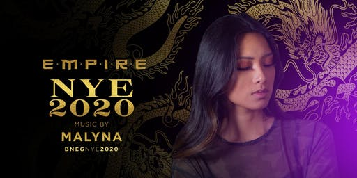 New Year's Eve 2020 at Empire Boston