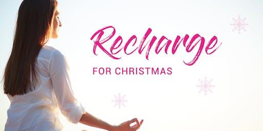 Recharge For Christmas