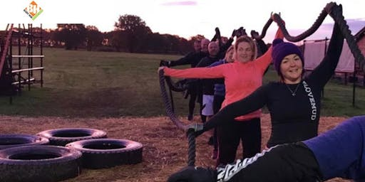 Free Boot Camp Session's Friday's 9:30-10:30am