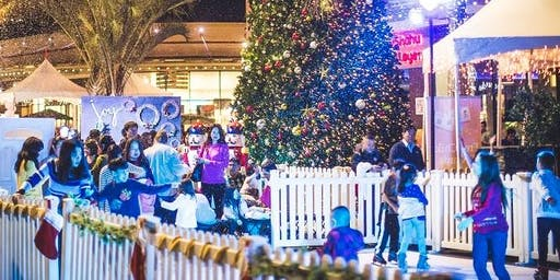 Winter Nights at Westfield Santa Anita