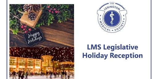 Lexington Medical Society Legislative Holiday Reception