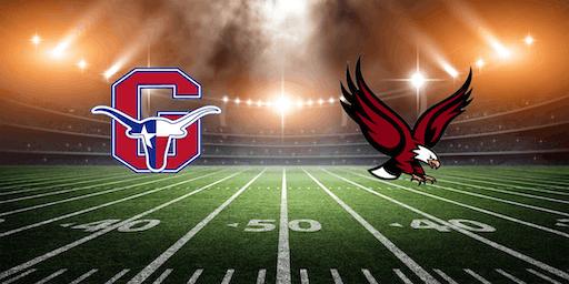 Graham vs Hillsboro Varsity Football