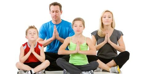 Guest RSVP - Complimentary Family Yoga For All Ages with Calabasas Mommy