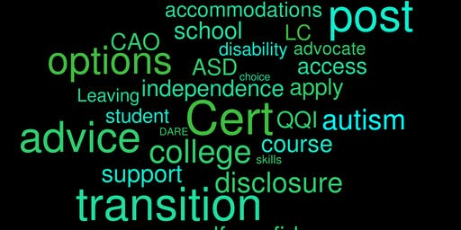 Transition to college for post-primary students on the Autism Spectrum