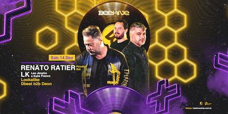 BEEHIVE / Renato Ratier e LK ingressos