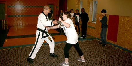 Introduction to Self-Defense for (ages 8-11) - Locust Valley Library tickets