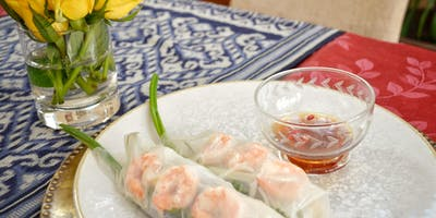 Taste of Asia 1 (Gluten free) Cooking Class Party