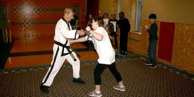 Introduction to Self-Defense (teens) - (Hampton Library in Bridgehampton)