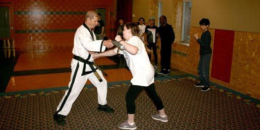 Introduction to Self-Defense (teens) - (Hampton Library in Bridgehampton)