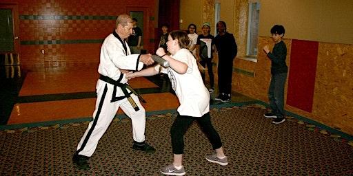 Introduction to Self-Defense (teens) - Hampton Library