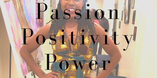 Passion.Positivity.Power III