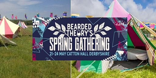 Bearded Theory Spring Gathering - Pod Pads