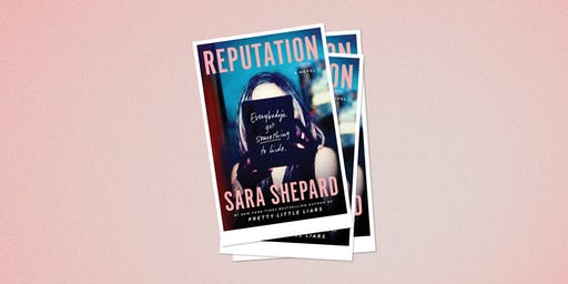 Evening with  NYT  Best Selling Author of Pretty Little Liars, Sara Shepard