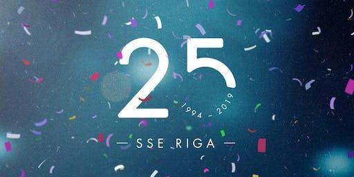 The 25th Anniversary Concert of SSE Riga Choir