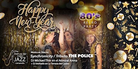 Nochevieja 2019 / 80´s Party entradas