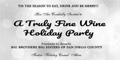Truly Fine Wine Holiday Party tickets