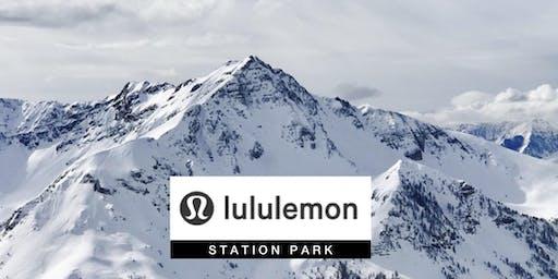 Avalanche Safety Course @ lululemon Station Park
