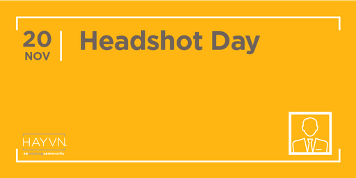 HAYVN Headshot Day