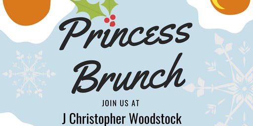 Princess Brunch with Snow Queen and Ice Princess