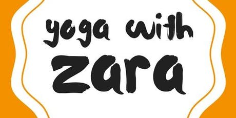 Tottenham Prenatal Yoga with Zara tickets