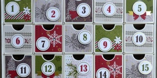 Stampin' Up Advent Calendar