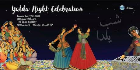MISA: 4th Annual Yalda Night Celebration  tickets