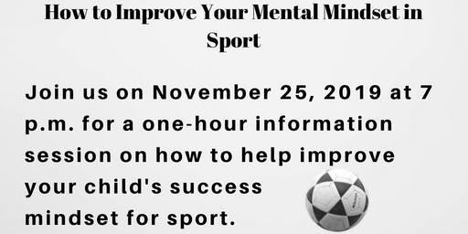 Sports Sense! How to Improve Your Mental Mindset in Sport
