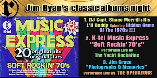 Classic Albums; Jim Croce, K-Tel Music Express