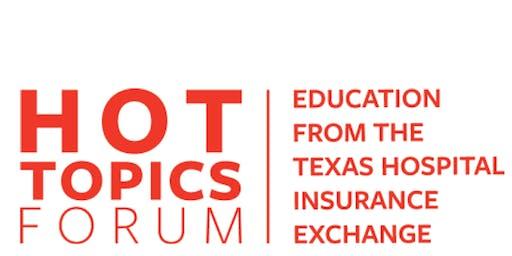 Hot Topics- Waco, Texas