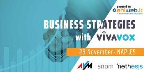 Business Strategies ICT biglietti