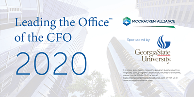 Leading the Office of the CFO