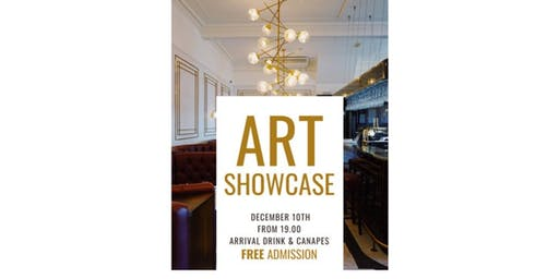 Art Showcase evening @ The Cliff Hotel