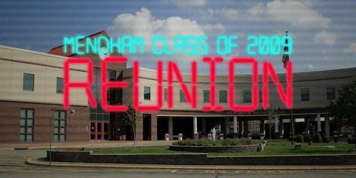 Mendham High School 10-Year Reunion