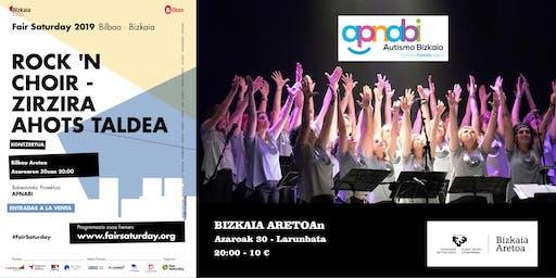 Rock 'N Choir - Fair Saturday - Apnabi