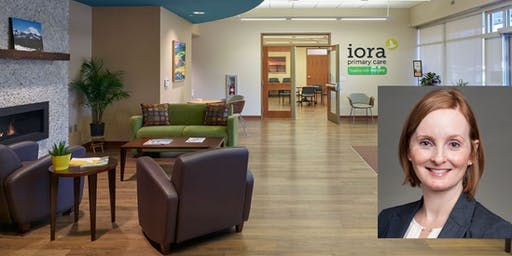 Houston Residency & Fellow Event  with Iora Primary Care