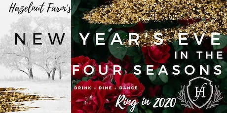 New Year's Eve in Four Seasons tickets