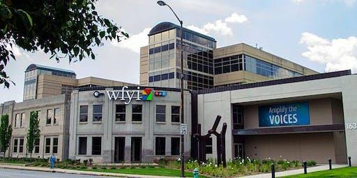 WFYI Studio Tour