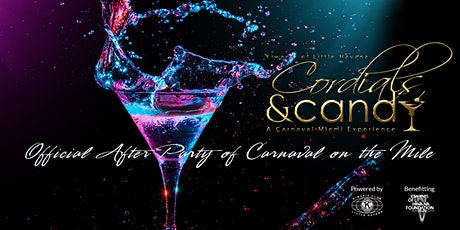 Cordial & Candy tickets