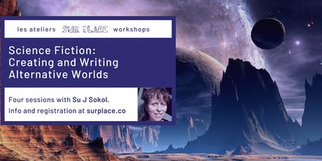 Science Fiction: Creating and Writing Alternative Worlds tickets