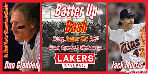 Batter Up Bash