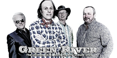 Green River: Ultimate CCR & John Fogerty Tribute Band tickets