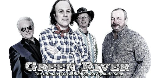 Green River: Ultimate CCR & John Fogerty Tribute Band