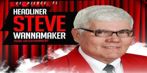 FT. PIERCE, FL- Steve Wannamaker & Friends