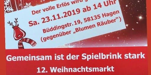 Weihnachtsmarkt/Spenden-Basar
