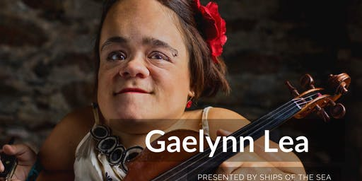 Gaelynn Lea in Concert at Ships of the Sea