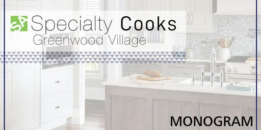 Greenwood Village Specialty Cooks Monogram
