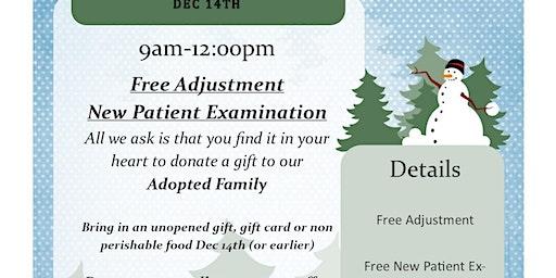 Patient Appreciation Day (Free Adjustments/Exam)