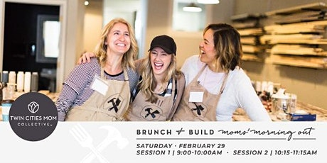 2020 Brunch & Build | Moms' Morning Out tickets